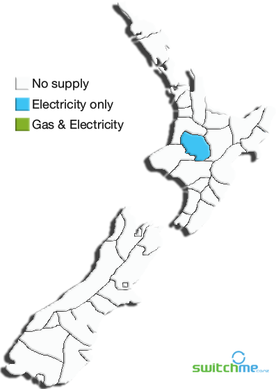 King Country Energy Map