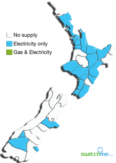 Electric Kiwi Map